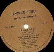 LP - The Groundhogs - Razors Edge