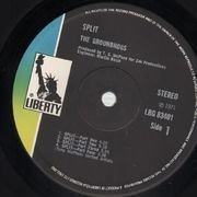 LP - The Groundhogs - Split - UK ORIGINAL LIBERTY