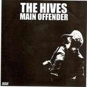 7'' - The Hives - Main Offender