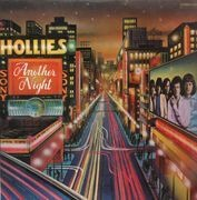 LP - the Hollies - Another Night