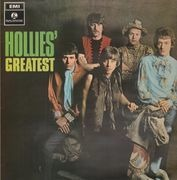 LP - The Hollies - Hollies' Greatest - 2 BOX EMI UK