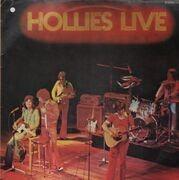 LP - The Hollies - Hollies Live
