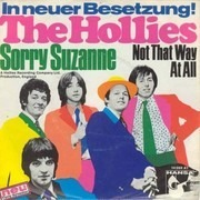 7'' - The Hollies - Sorry Suzanne
