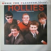 LP - The Hollies - The Hollies