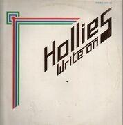 LP - The Hollies - Write On