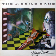 LP - The J. Geils Band - Freeze-Frame