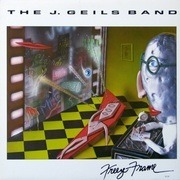 LP - The J. Geils Band - Freeze Frame