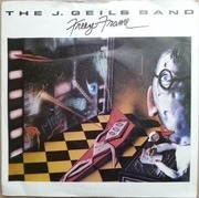 7'' - The J. Geils Band - Freeze Frame