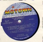 LP - The Jackson 5 - Maybe Tomorrow