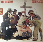LP - The Jacksons - Goin' Places - Gatefold Cover