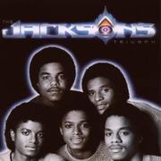 CD - The Jacksons - Triumph