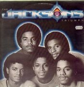 LP - The Jacksons - Triumph