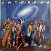 LP - The Jacksons - Victory - Gatefold, Alternate Cover