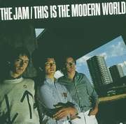 LP - The Jam - This Is The Modern World - .. WORLD // 180 GRAMS VINYL + DOWNLOAD