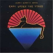 LP - Jerry Garcia Band - Cats Under The Stars