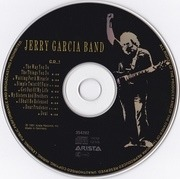 Double CD - The Jerry Garcia Band - Jerry Garcia Band