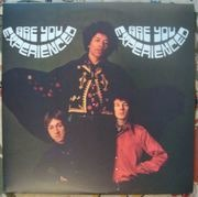 Double LP - Jimi Hendrix Experience - Are You Experienced - WITH BOOKLET