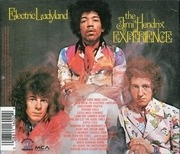 CD - Jimi Hendrix - Electric Ladyland