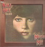 LP - The Kiki Dee Band - I've Got The Music In Me
