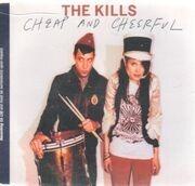 CD - The Kills - Cheap And Cheerful