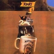 CD - the Kinks - Arthur Or The Decline And Fall Of The British Empire