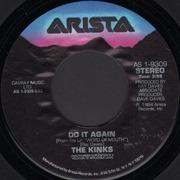 7'' - The Kinks - Do It Again