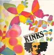 LP - The Kinks - Face To Face