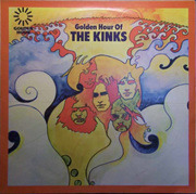 LP - The Kinks - Golden Hour Of The Kinks