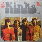 LP - The Kinks - Golden Hour Of The Kinks Vol. 2