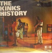 Double LP - The Kinks - History