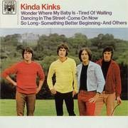 LP - The Kinks - Kinda Kinks - Still Sealed