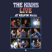 CD - The Kinks - Live At Kelvin Hall