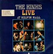 LP - The Kinks - Live At Kelvin Hall - Spain