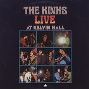 LP - The Kinks - Live At Kelvin Hall