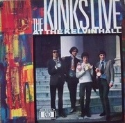 LP - The Kinks - Live At The Kelvin Hall