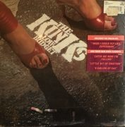 LP - The Kinks - Low Budget