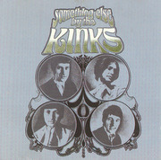 CD - The Kinks - Something Else By The Kinks