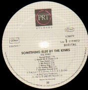LP - The Kinks - Something Else By The Kinks