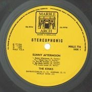 LP - The Kinks - Sunny Afternoon