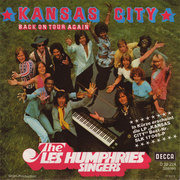 7'' - The Les Humphries Singers - Kansas City