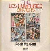 LP - The Les Humphries Singers - Rock My Soul