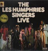 Double LP - The Les Humphries Singers - Live
