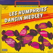 7'' - The Les Humphries Singers, Les Humphries Singers - Les Humphries' Dancin' Medley