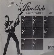 LP - The Liverbirds, Fats Domino a.o. - The Star-Club Singles Complete Vol. 2 - + Booklet