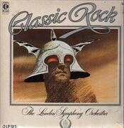 Double LP - The London Symphony Orchestra - Classic Rock