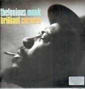 Double LP - Thelonious Monk - Brilliant Corners - LP1:BRILLIANT CORNERS, LP2:THELONIUS HIMSELF-180GR