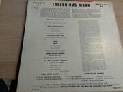 LP - Thelonious Monk / Sonny Rollins - Thelonious Monk / Sonny Rollins - Mono Original