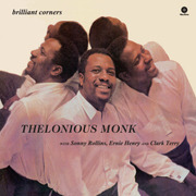 LP - THELONIOUS MONK - BRILLIANT CORNERS - HQ-Vinyl