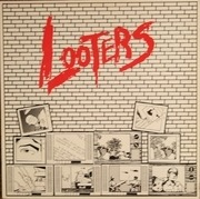 12'' - The Looters - Cross The Border