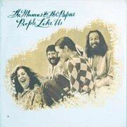 LP - The Mamas & The Papas - People Like Us